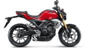 Honda-Motorcycle-มอเตอร์ไซค์-ฮอนด้า-Cb150r-color-Millennium-Red-สีแดง