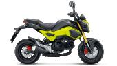 Honda-Motorcycle-มอเตอร์ไซค์-ฮอนด้า-MSX125SF-2017-color-Yellow-สีเหลือง