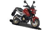 Honda-Motorcycle-มอเตอร์ไซค์-ฮอนด้า-MSX125FX-2018-color-ABS-Valentine Red
