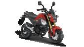 Honda-Motorcycle-มอเตอร์ไซค์-ฮอนด้า--MSX125FX-2018-color-Standard-Gayety-Red