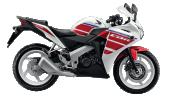 Honda-Motorcycle-มอเตอร์ไซค์-ฮอนด้า-CBR150R-LEGEND-SPIRIT-color-White-Red-สีขาว-สีแดง