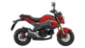 Honda-Motorcycle-มอเตอร์ไซค์-ฮอนด้า-msz125-2016-color-Red-Grey-สีแดง-สีเทา