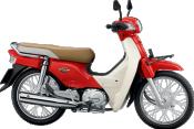 Honda-Motorcycle-มอเตอร์ไซค์-ฮอนด้า-supercub-2017