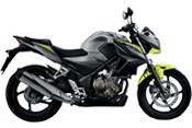 Honda-Motorcycle-มอเตอร์ไซค์-ฮอนด้า-CB300F