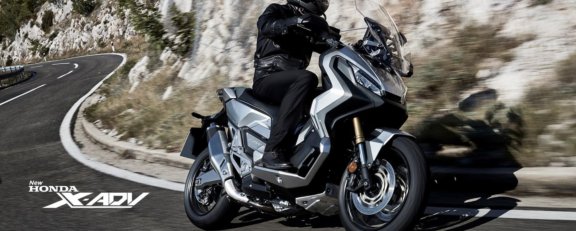 Honda-bigbike-Motorcycle-มอเตอร์ไซค์-บิ๊กไบค์-ฮอนด้า-Honda X-ADV-Banner