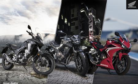 500 Series ความแตกต่างของการขับขี่ ที่สัมผัสได้