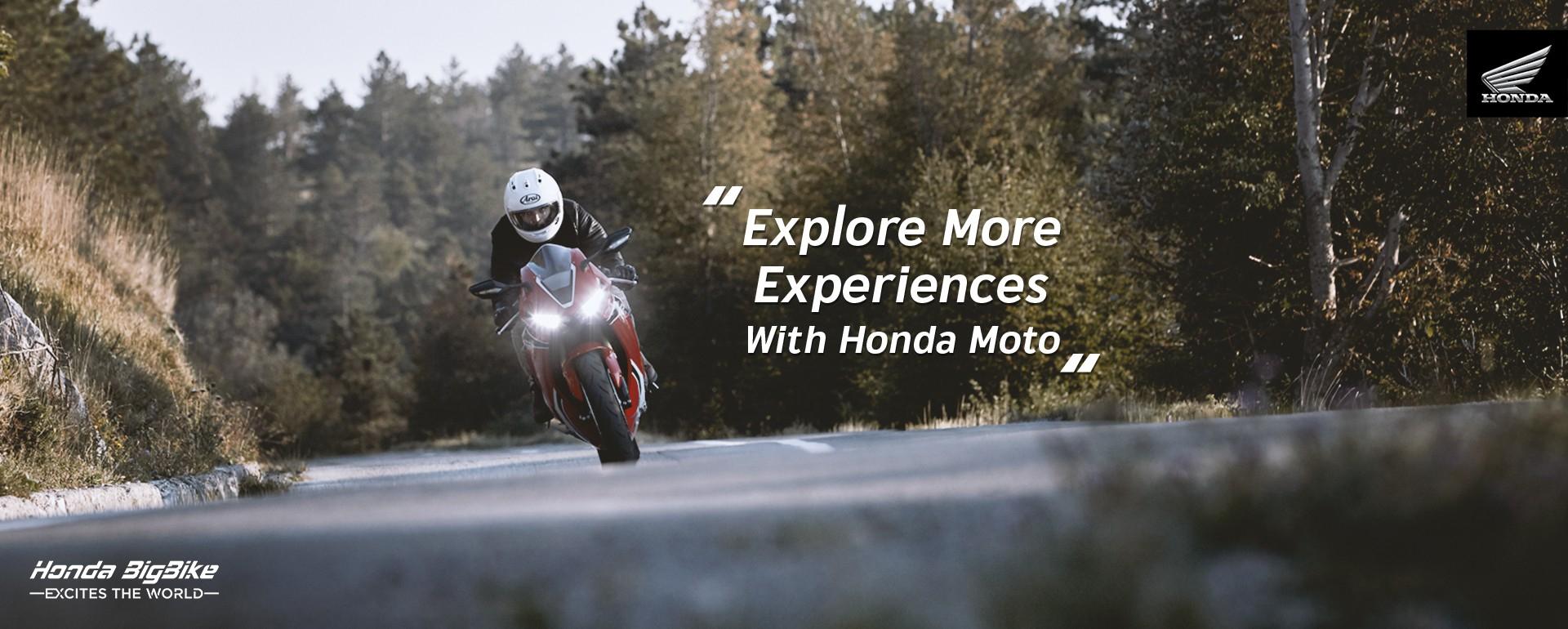 Honda Moto Global