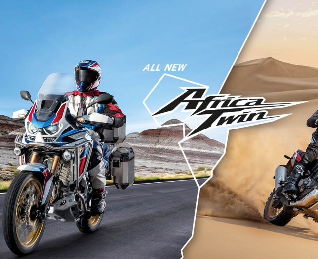 ALL NEW CRF1100L AFRICA TWIN (MT)