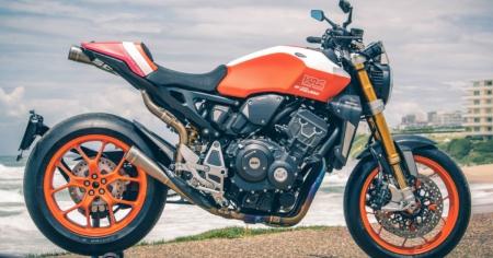 มาชม Honda CB1000R ที่แต่งแบบขั้นสุดระดับโลก