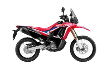 New CRF250RALLY (2019)