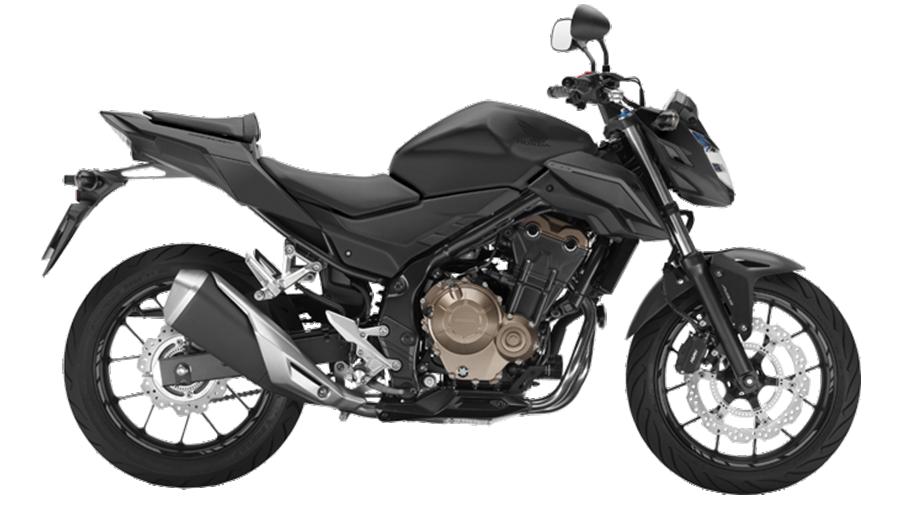 Honda-bigbike-Motorcycle-มอเตอร์ไซค์-บิ๊กไบค์-ฮอนด้า-CB500F-Color-สีรถ-Black-ดำ