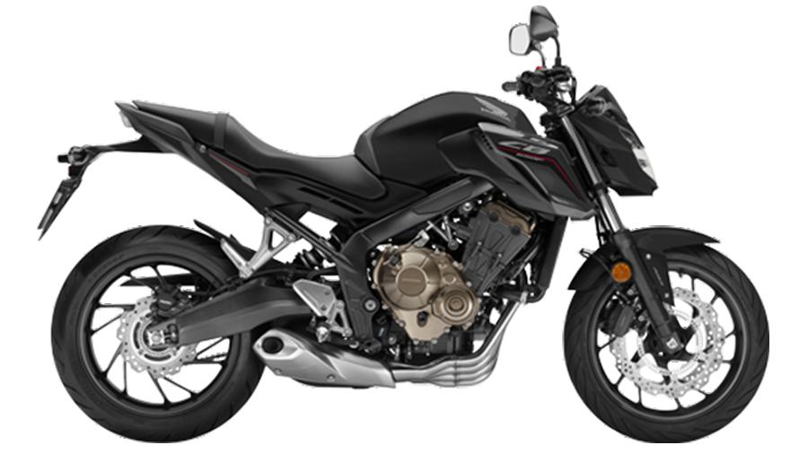 Honda-bigbike-Motorcycle-มอเตอร์ไซค์-บิ๊กไบค์-ฮอนด้า-CB650F-Color-สีรถ-Black-ดำ