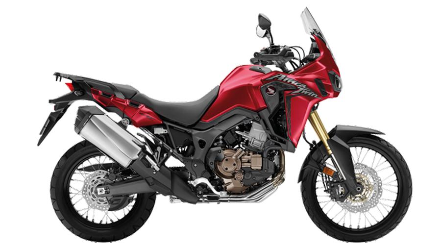 Honda-bigbike-Motorcycle-มอเตอร์ไซค์-บิ๊กไบค์-ฮอนด้า-AFRICA-TWIN-CRF1000L-DCT-Color-สีรถ-Red-แดง