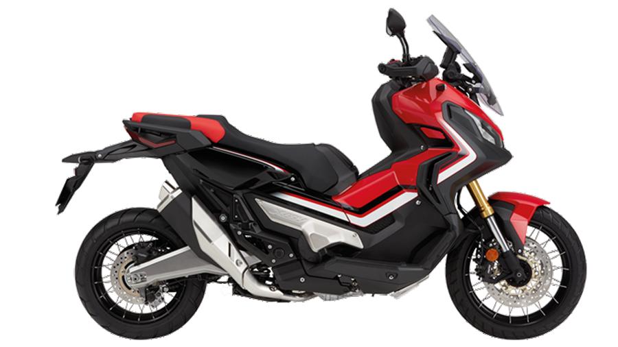 Honda-bigbike-Motorcycle-มอเตอร์ไซค์-บิ๊กไบค์-ฮอนด้า-Honda-X-ADV-Color-สีรถ-Red-Black-แดง-ดำ