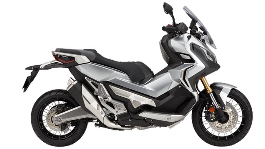 Honda-bigbike-Motorcycle-มอเตอร์ไซค์-บิ๊กไบค์-ฮอนด้า-Honda-X-ADV-Color-สีรถ-Silver-เงิน