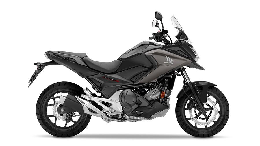 Honda-bigbike-Motorcycle-มอเตอร์ไซค์-บิ๊กไบค์-ฮอนด้า-NC750X-DCT-Color-สีรถ-B-G