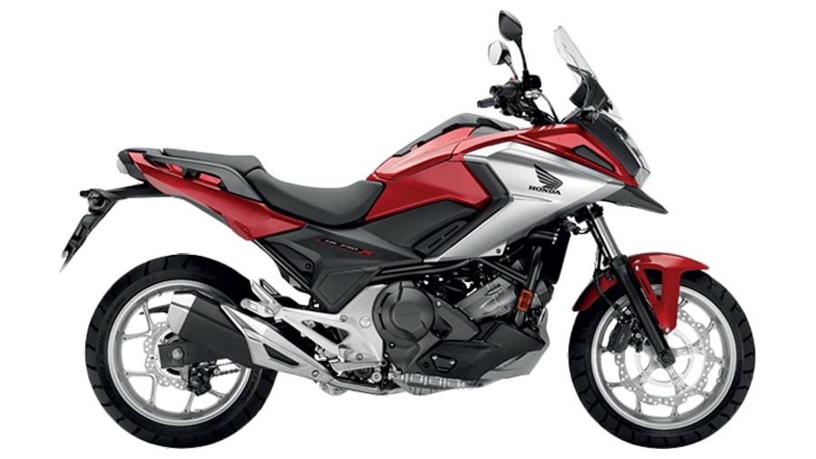 Honda-bigbike-Motorcycle-มอเตอร์ไซค์-บิ๊กไบค์-ฮอนด้า-NC750X-DCT-Color-สีรถ-Red-Sliver-แดง-เงิน