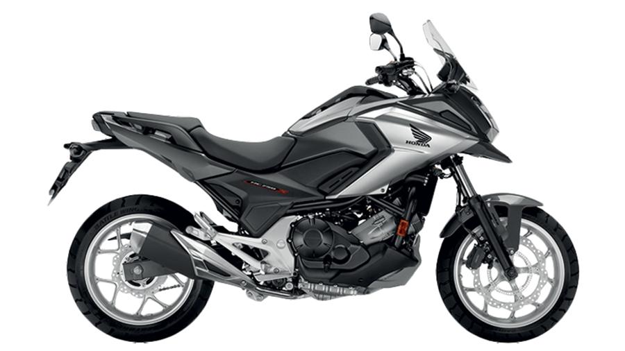 Honda-bigbike-Motorcycle-มอเตอร์ไซค์-บิ๊กไบค์-ฮอนด้า-NC750X-DCT-Color-สีรถ-Sliver-เงิน
