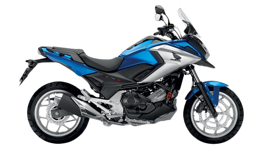 Honda-bigbike-Motorcycle-มอเตอร์ไซค์-บิ๊กไบค์-ฮอนด้า-NC750X-MT-Blue-Sliver-น้ำเงิน-เงิน