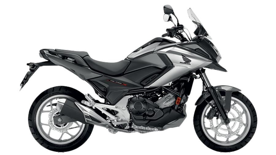 Honda-bigbike-Motorcycle-มอเตอร์ไซค์-บิ๊กไบค์-ฮอนด้า-NC750X-MT-Sliver-เงิน