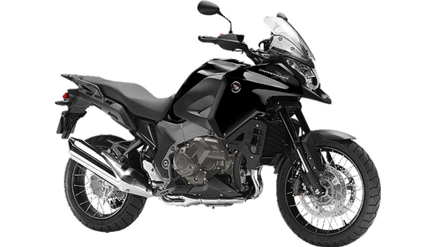 Honda-bigbike-Motorcycle-มอเตอร์ไซค์-บิ๊กไบค์-ฮอนด้า-VFR1200X-Color-สีรถ-Black-ดำ