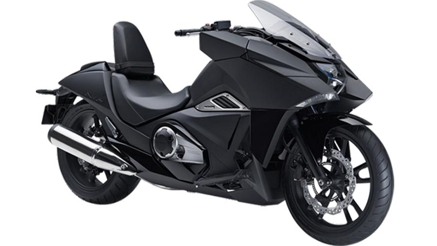 Honda-bigbike-Motorcycle-มอเตอร์ไซค์-บิ๊กไบค์-ฮอนด้า-NM4-Color-สีรถ-Black