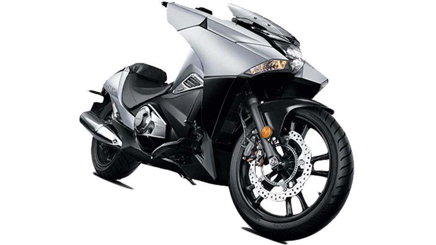 Honda-bigbike-Motorcycle-มอเตอร์ไซค์-บิ๊กไบค์-ฮอนด้า-NM4-Color-สีรถ-Gray-Black