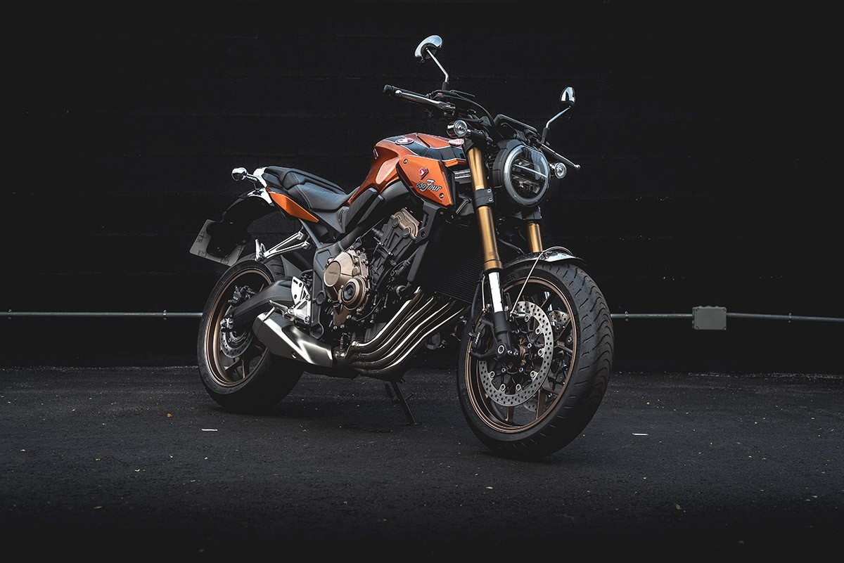 สุดทุกคันกับสไตล์การ Custom Honda CB650R