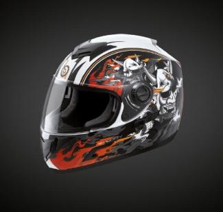 Honda-bigbike-Motorcycle-มอเตอร์ไซค์-บิ๊กไบค์-ฮอนด้า-Full Face Helmet Replicon