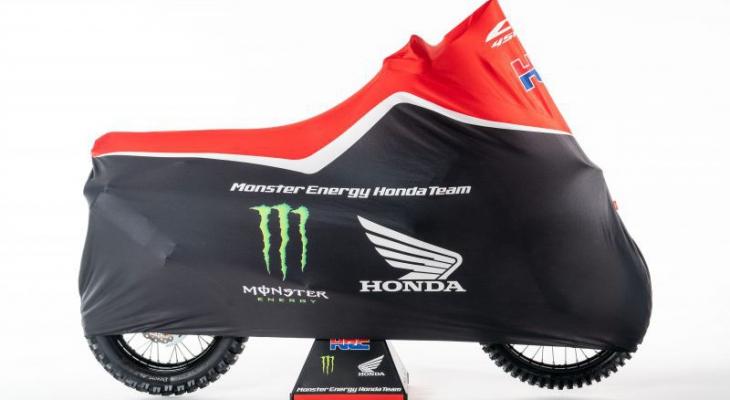 Monster Energy Honda Team จัดหนัก! CRF450Rally Machine