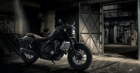 ฮอนด้าเปิดตัว New Rebel 500 Bobber Supreme Edition