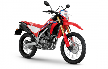 All New  CRF300L