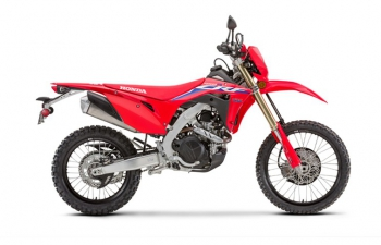 All NEW CRF450RL