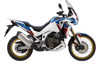 All New CRF1100L Africa Twin (DCT)