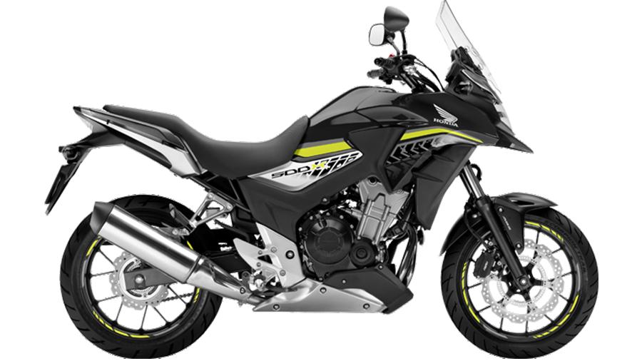 Honda-bigbike-Motorcycle-มอเตอร์ไซค์-บิ๊กไบค์-ฮอนด้า-CB500X-Color-สีรถ-Black-ดำ
