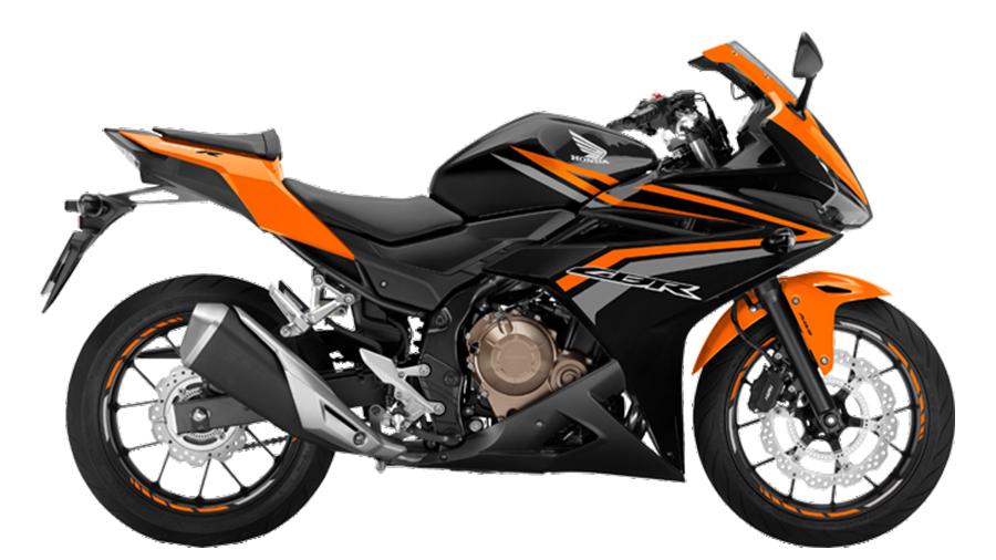Honda-bigbike-Motorcycle-มอเตอร์ไซค์-บิ๊กไบค์-ฮอนด้า-CBR500R-Color-สีรถ-Orange-Black-ส้ม-ดำ
