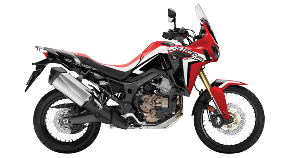 Honda-bigbike-Motorcycle-มอเตอร์ไซค์-บิ๊กไบค์-ฮอนด้า-AFRICA-TWIN-CRF1000L-DCT-Color-สีรถ-Red-Black-แดง-ดำ
