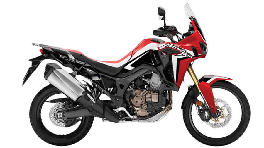 Honda-bigbike-Motorcycle-มอเตอร์ไซค์-บิ๊กไบค์-ฮอนด้า-AFRICA-TWIN-CRF1000L-MT-Color-สีรถ-Red-Black-แดง-ดำ