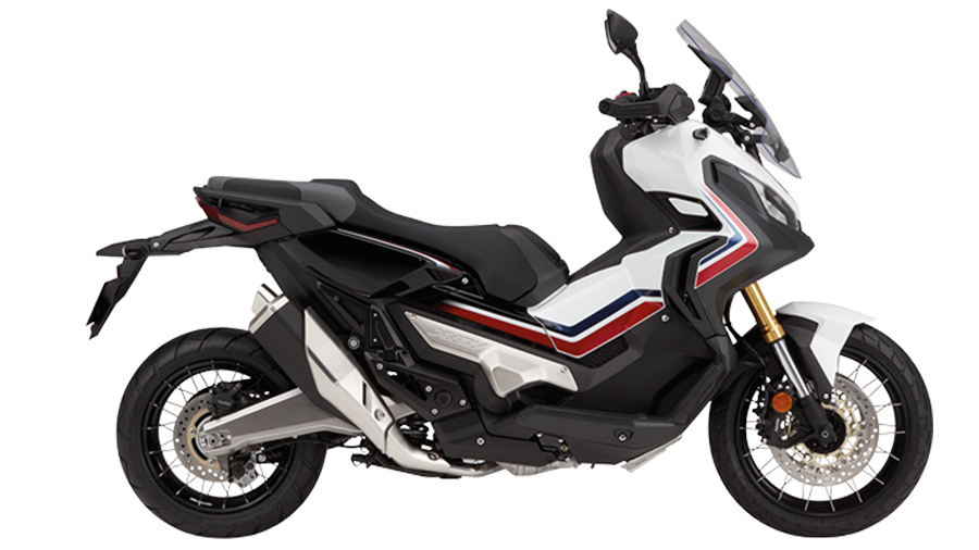 Honda-bigbike-Motorcycle-มอเตอร์ไซค์-บิ๊กไบค์-ฮอนด้า-Honda-X-ADV-Color-สีรถ-White-Black-ขาว-ดำ
