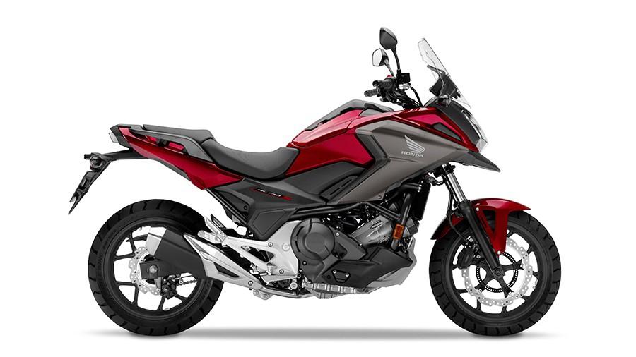 Honda-bigbike-Motorcycle-มอเตอร์ไซค์-บิ๊กไบค์-ฮอนด้า-NC750X-DCT-Color-สีรถ-R-G