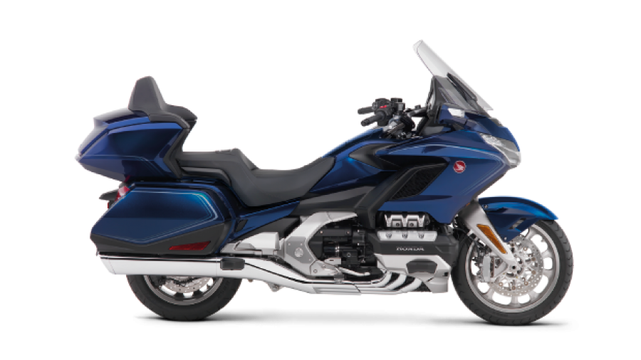 Honda-bigbike-Motorcycle-มอเตอร์ไซค์-บิ๊กไบค์-ฮอนด้า-goldwing-mt-Pearl Hawkseye Blue
