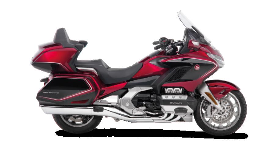Honda-bigbike-Motorcycle-มอเตอร์ไซค์-บิ๊กไบค์-ฮอนด้า-goldwing-สีรถ-Candy Ardent Red