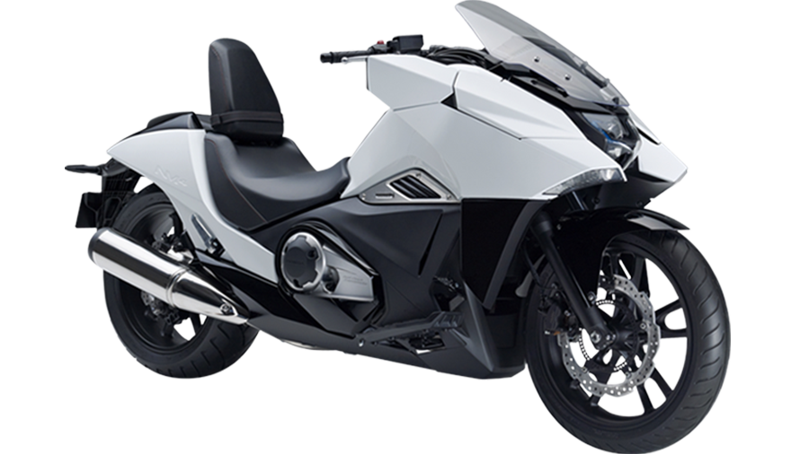 Honda-bigbike-Motorcycle-มอเตอร์ไซค์-บิ๊กไบค์-ฮอนด้า-NM4-Color-สีรถ-white-ขาว