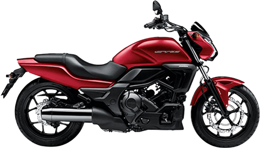 Honda-bigbike-Motorcycle-มอเตอร์ไซค์-บิ๊กไบค์-ฮอนด้า-CTX700N-MT-Color-สีรถ-Red-Black-แดง-ดำ
