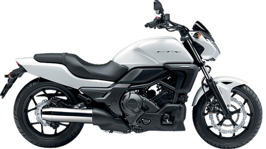 Honda-bigbike-Motorcycle-มอเตอร์ไซค์-บิ๊กไบค์-ฮอนด้า-CTX700N-MT-Color-สีรถ-White-Black-ขาว-ดำ