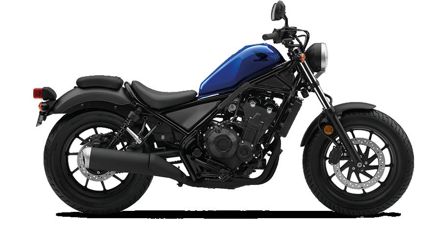 Honda-bigbike-Motorcycle-มอเตอร์ไซค์-บิ๊กไบค์-ฮอนด้า-REBEL-500-Color-สีรถ-Blue-น้ำเงิน
