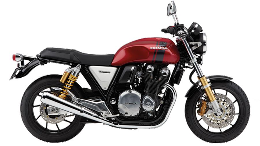 Honda-bigbike-Motorcycle-มอเตอร์ไซค์-บิ๊กไบค์-ฮอนด้า-CB1100RS-Color-สีรถ-Red-แดง