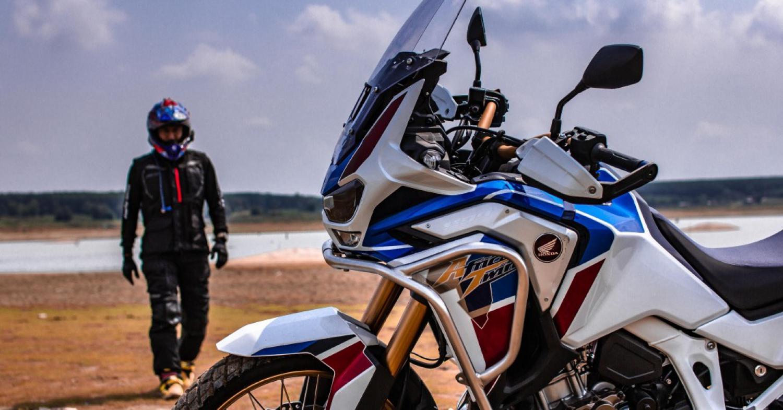 ลองแล้วโม้ได้ All New Honda Africa Twin CRF1100L 2020