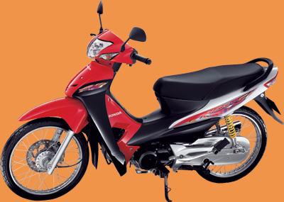 ฮอนด้า เวฟ 100 รถยอดนิยมของคนไทย ดีไซน์ทันสมัย