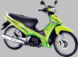 Honda Wave I 125 http://www.aphonda.co.th/product/wave125i_new2/sales_point.asp